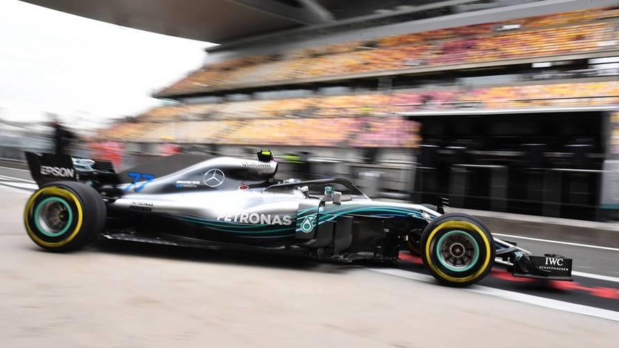 Máxima igualdad entre Mercedes y Ferrari en los libres 2 de China