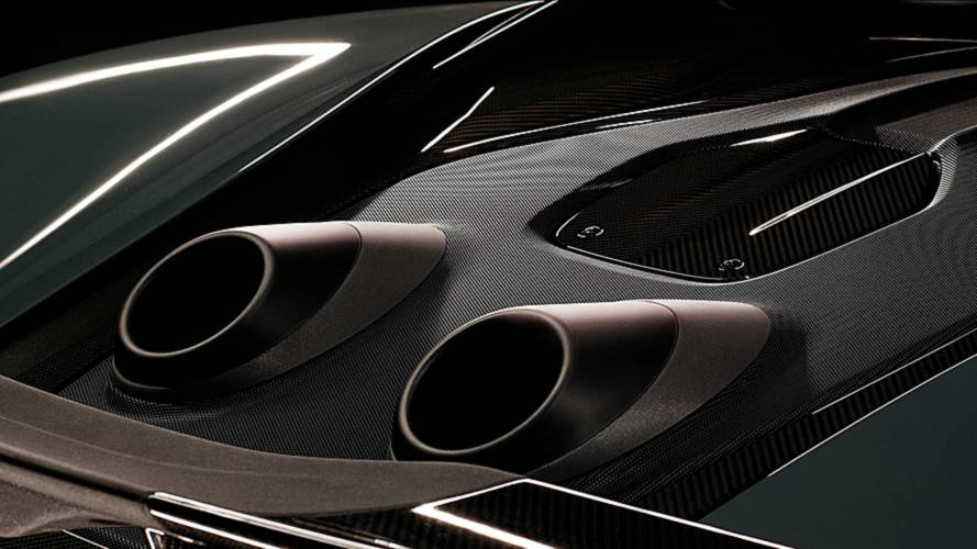 McLaren, i teaser della nuova sportiva