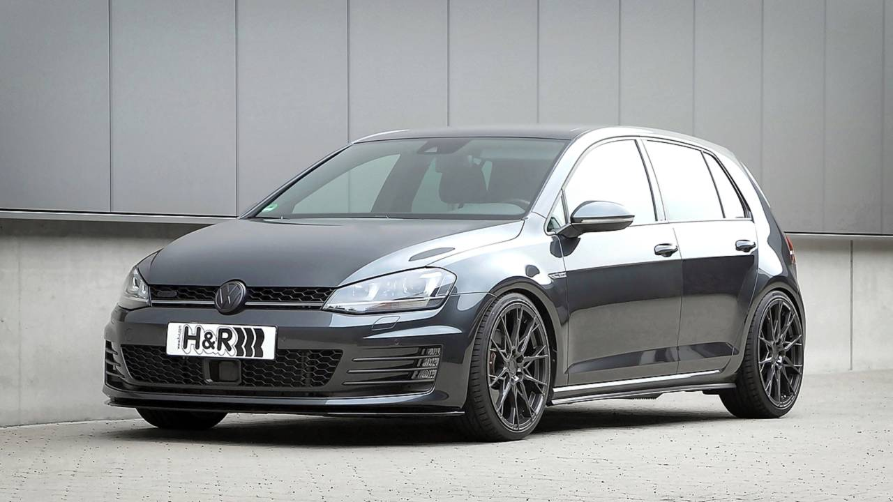 H&R VW Golf GTI