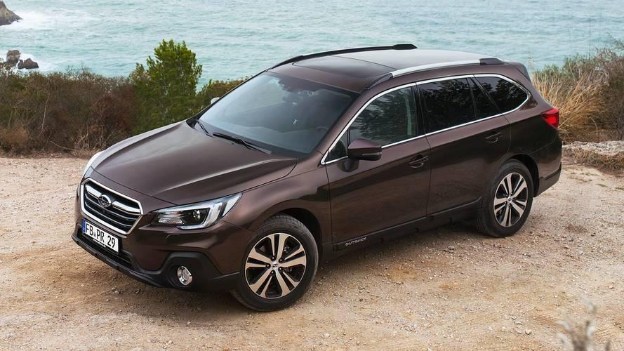 Subaru Outback MY18