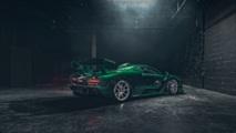 Fux Green McLaren Senna MSO