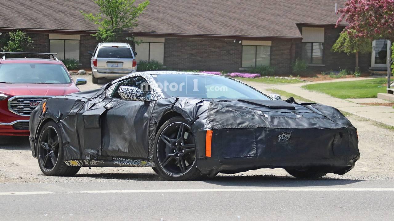 C8 Corvette Release Date >> 2020 Chevrolet Corvette Spy Photos   Motor1.com Photos