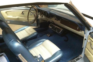 Your Ride: 1966 Ford Mustang Convertible