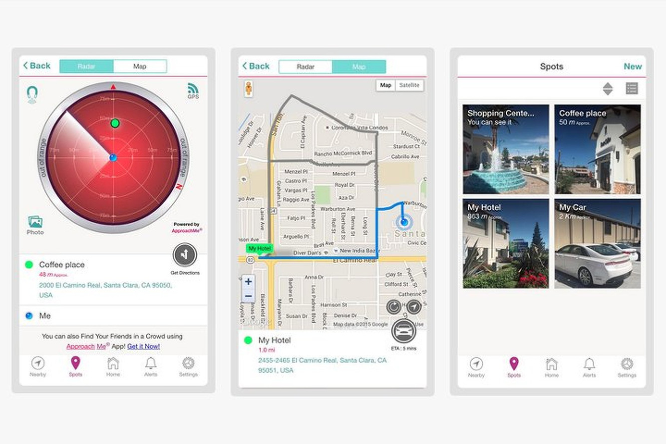 App Helps You Find Your Car When Lost in Parking Lot
