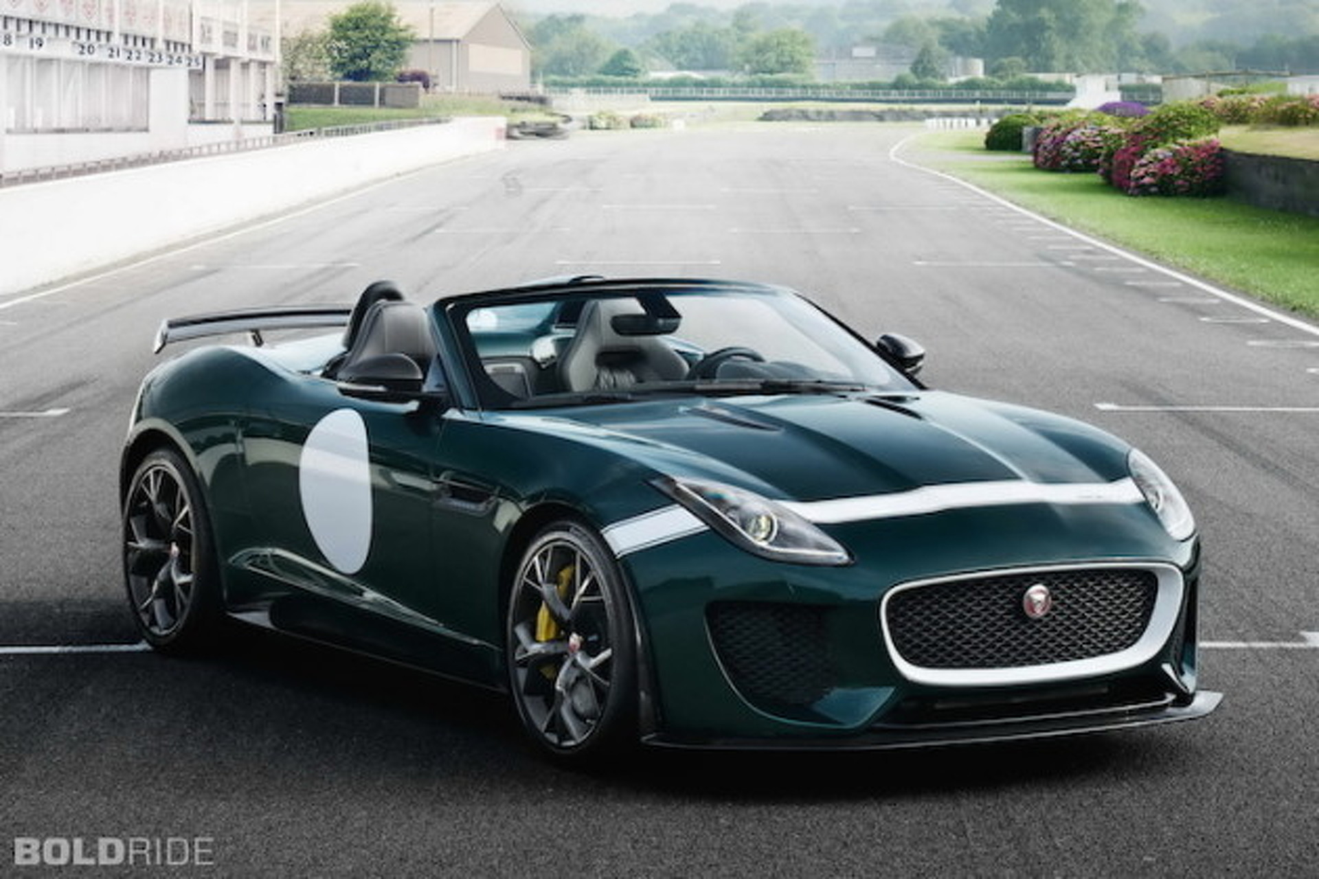 Jaguar Plotting A Lighter F-Type with C-X75 Powertrain