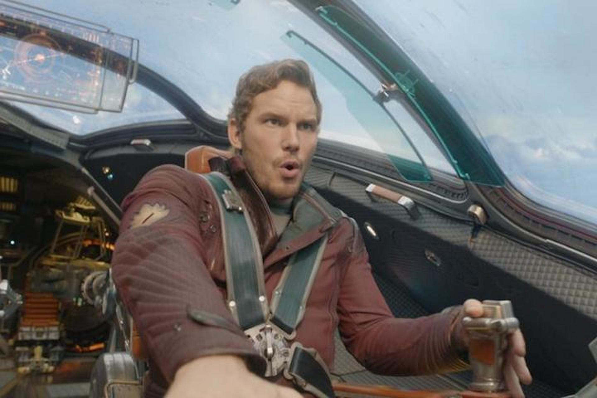 'Guardians of the Galaxy' Star Chris Pratt Got His Break While Living in a Van