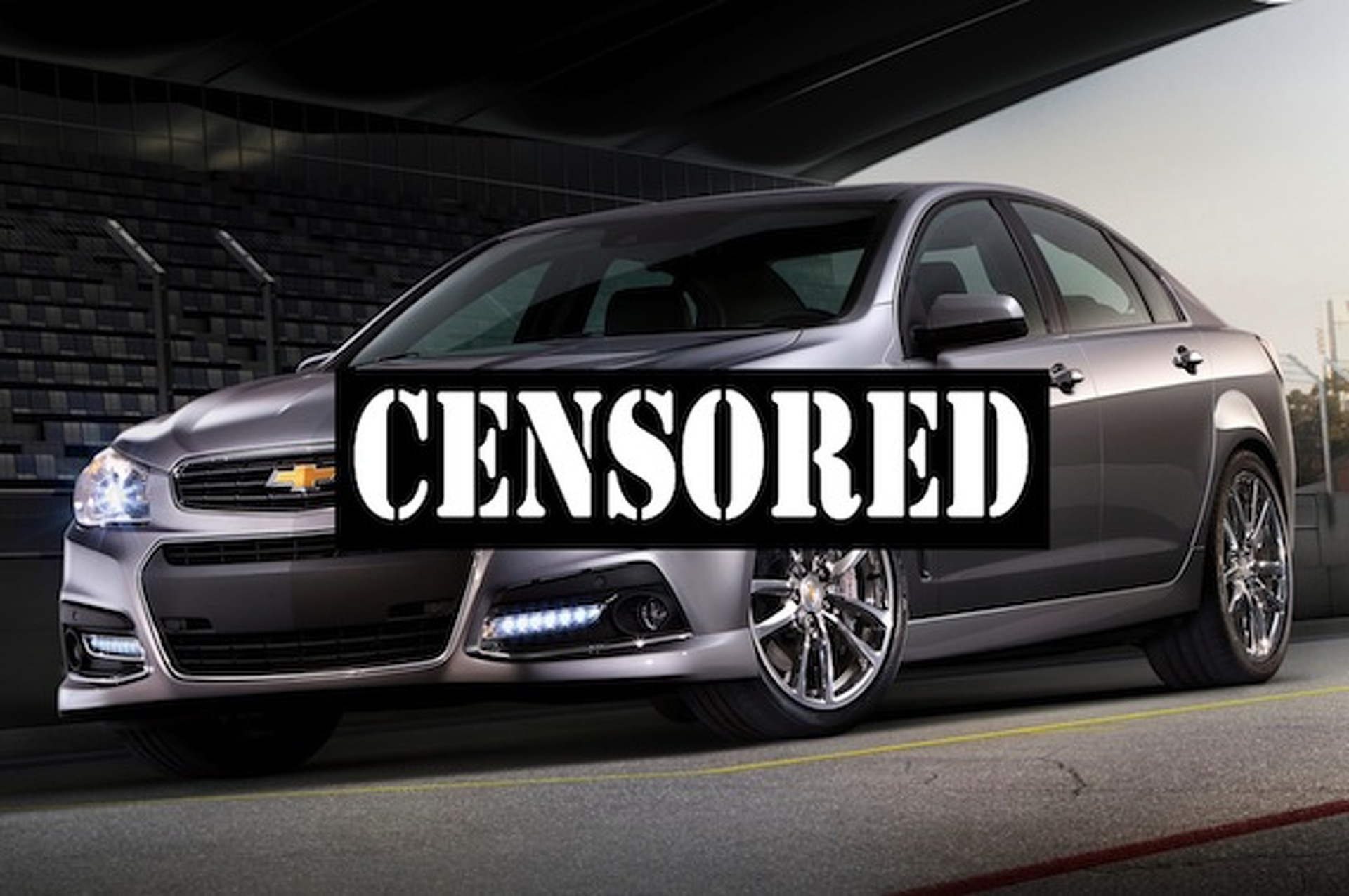 Chevy SS Banned in Israel Due to Nazi Related Naming