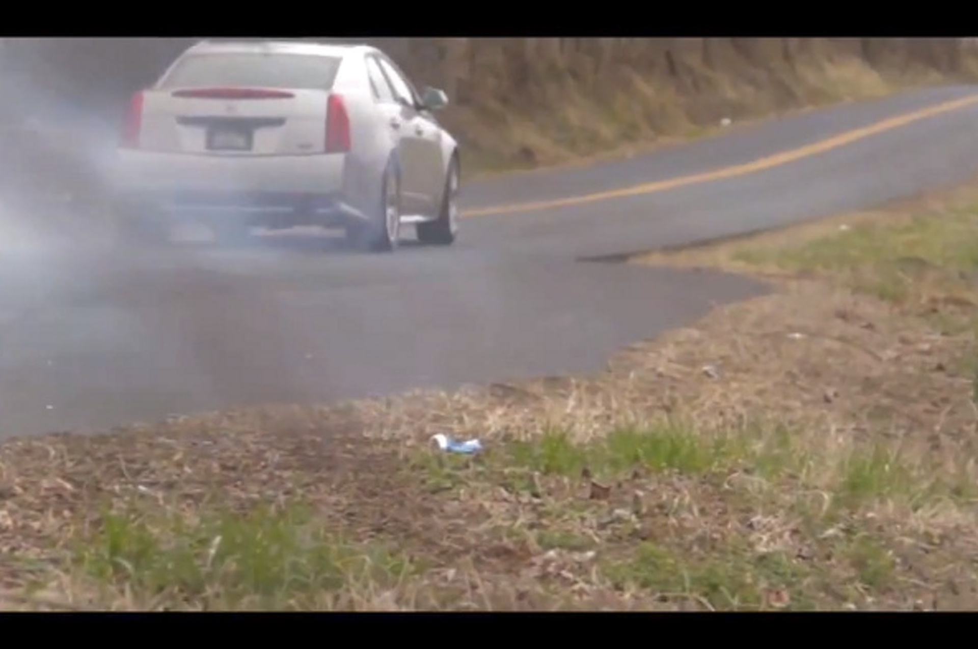 Video: Homemade Cadillac CTS-V Ad