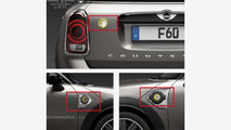 Mini Countryman E PHEV leaked photo