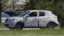 2018 Nissan Kicks spy photo