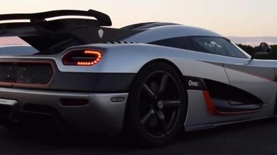Koenigsegg One:1 sets new 0-300-0 km/h world record [video]