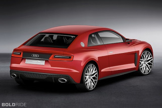 Audi Sport Quattro Laserlight Concept Set for CES Debut