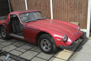 Own this Rare TVR that Time Forgot
