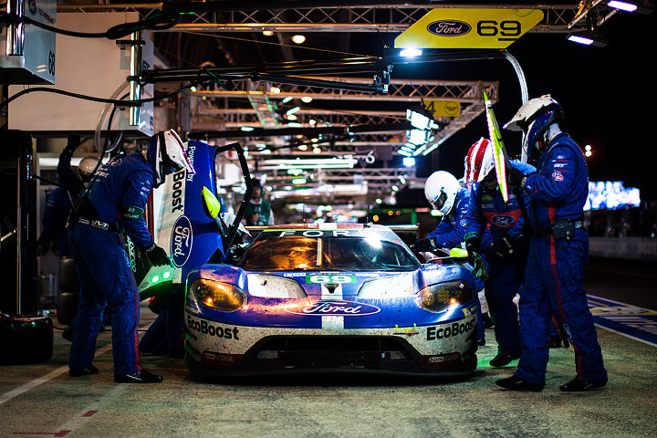 The Ford GT Completes its Fairytale 2016 Le Mans Win