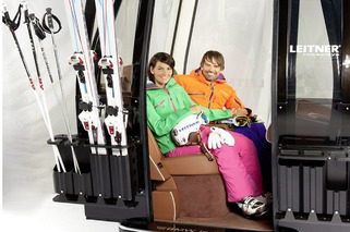 A BMW Inspired Ski-Lift- For That 1% In All of Us