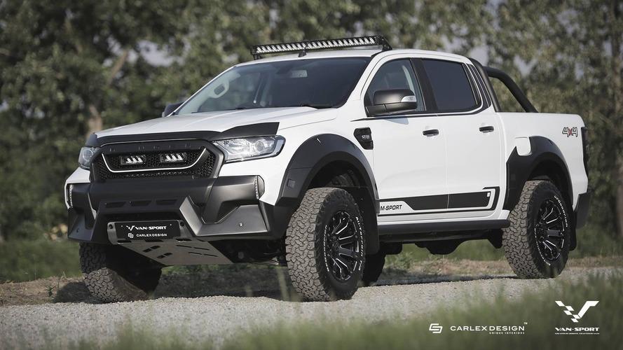 M-Sport Ranger is like a mini Raptor for Europe