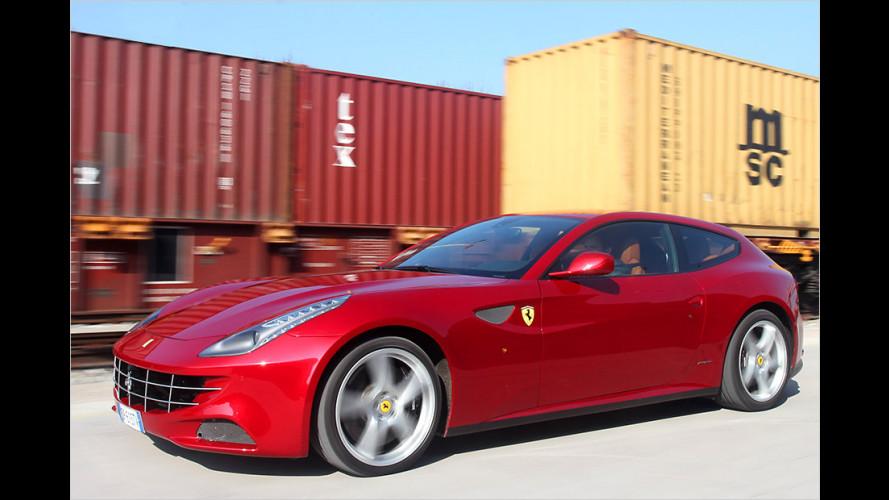 Der ungewöhnlichste Ferrari, den es je gab