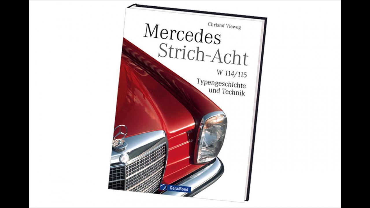 Christof Vieweg, Mercedes Strich-Acht