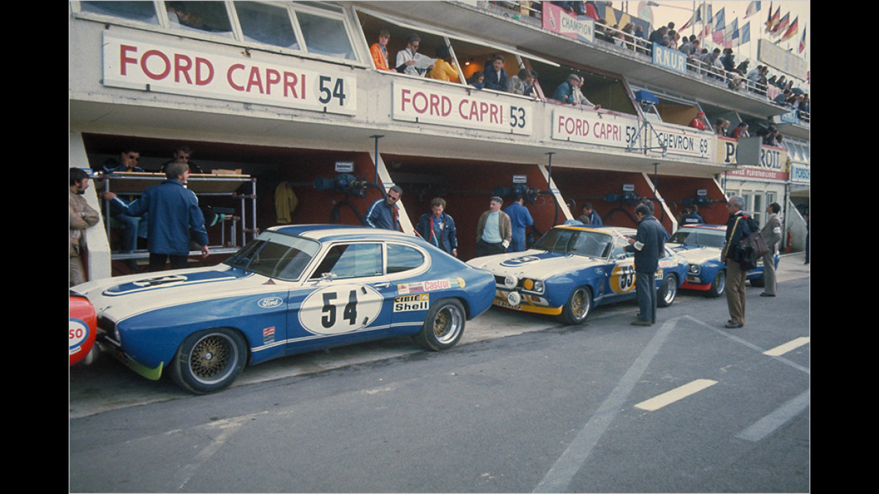 Ford Capri RS (1973)