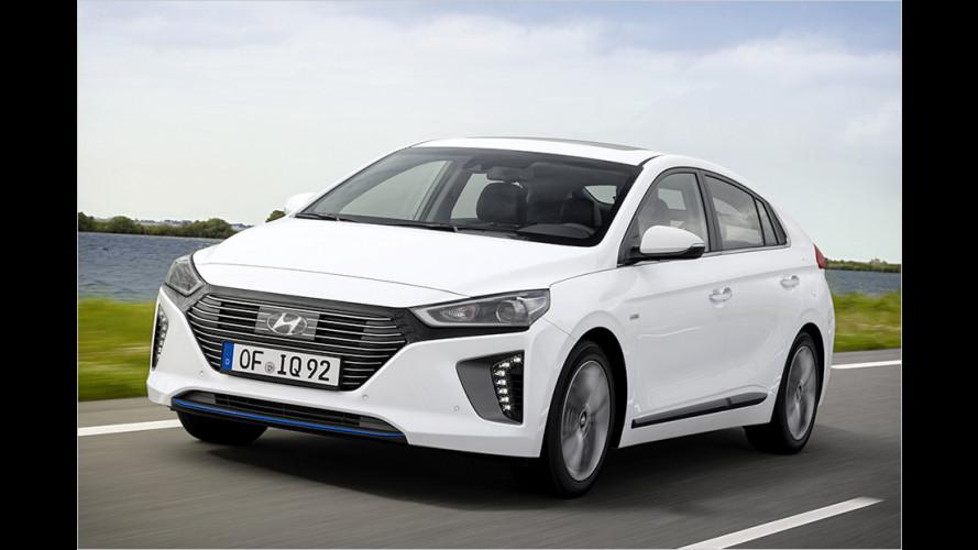 Die Prius-Konkurrenz aus Südkorea