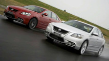 Toyota TRD Aurion 3500S and 3500SL