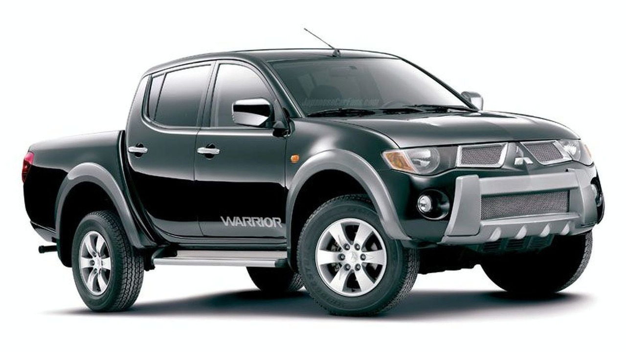 All-New Mitsubishi L200 Pick-Up