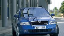 2006 Skoda Octavia Combi RS