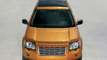 All new Land Rover LR2