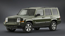 2006 Jeep Commander 65 Anniversary Special Edition