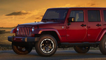 Jeep Wrangler Unlimited Altitude Edition announced