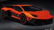 Lamborghini Aventador Estatura GXX by German Special Customs 21.5.2012