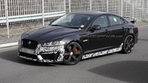 2013 Jaguar XFR-S spy photo 22.10.2012 / Automedia