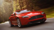2013 Aston Martin V8 Vantage facelift