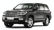 New Toyota LandCruiser V8 (Europe)