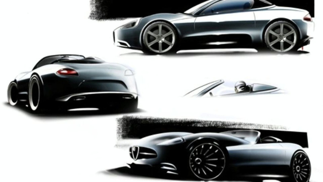 Alfa Romeo Sketches