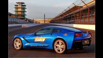 Neue Corvette wird zum Pace Car
