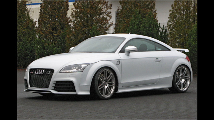 Bissig und böse: B&B veredelt den Audi TT RS