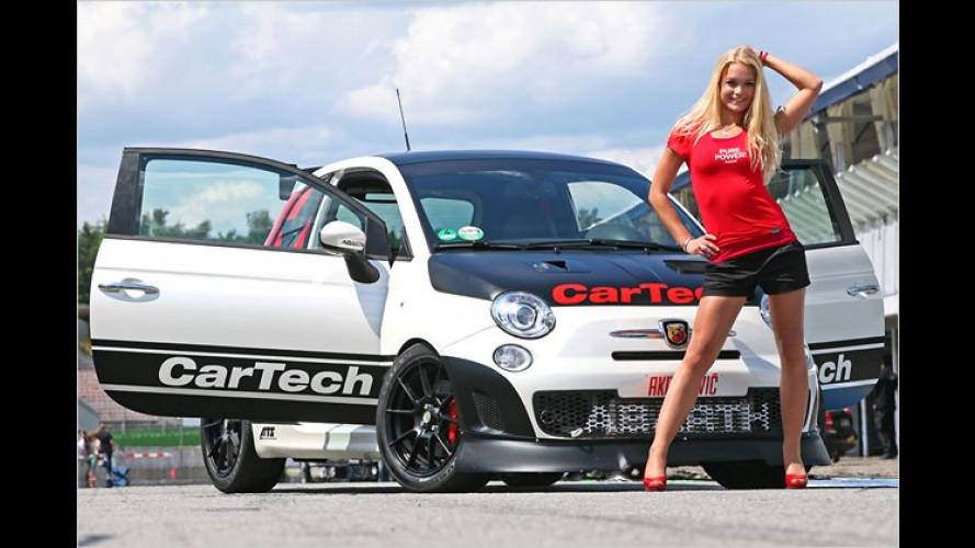 Gemeiner Giftzwerg: CarTech Abarth 500 ,Coppa