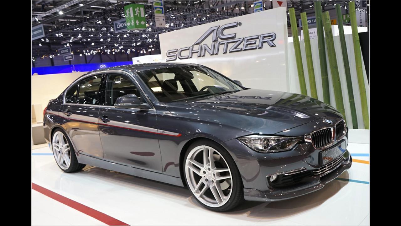 AC Schnitzer BMW Dreier