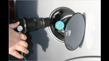Umrüstung auf Gas