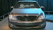S400 BLUETEC HYBRID Concept at Los Angeles Motor Show