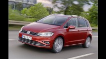 Update für den VW Golf Sportsvan