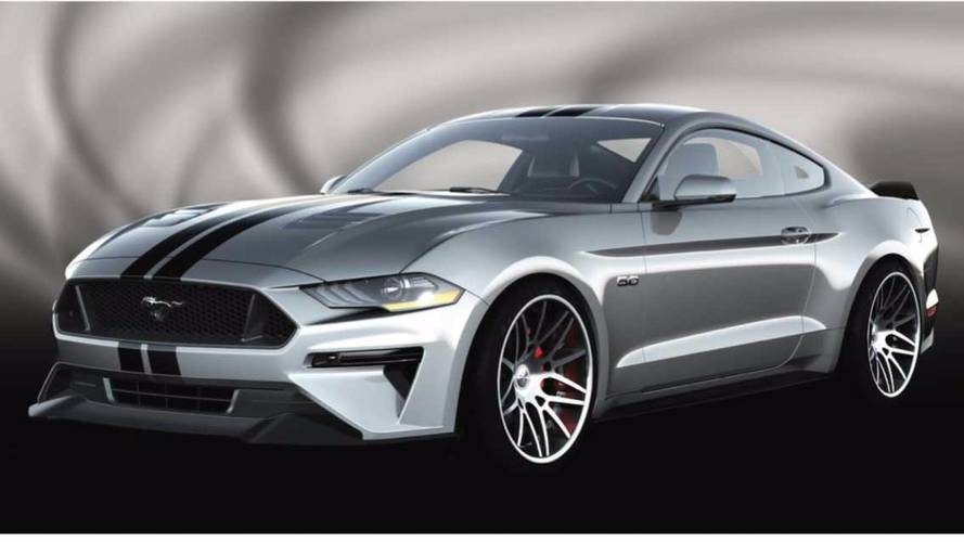 2018 Ford Mustang by Air