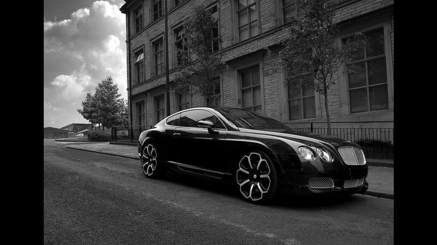 Project Kahn Bentley Continental GTS