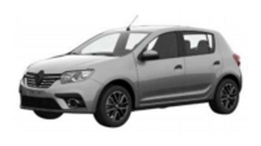 Segredo - Renault Sandero e Logan renovados surgem em primeiras imagens
