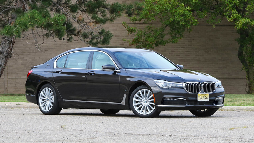 2017 BMW 740e Review: Luxury Goes (Slightly) Electric