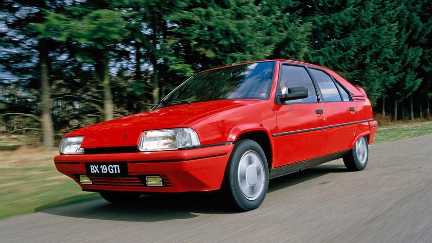 Méga galerie - La Citroën BX a 35 ans !