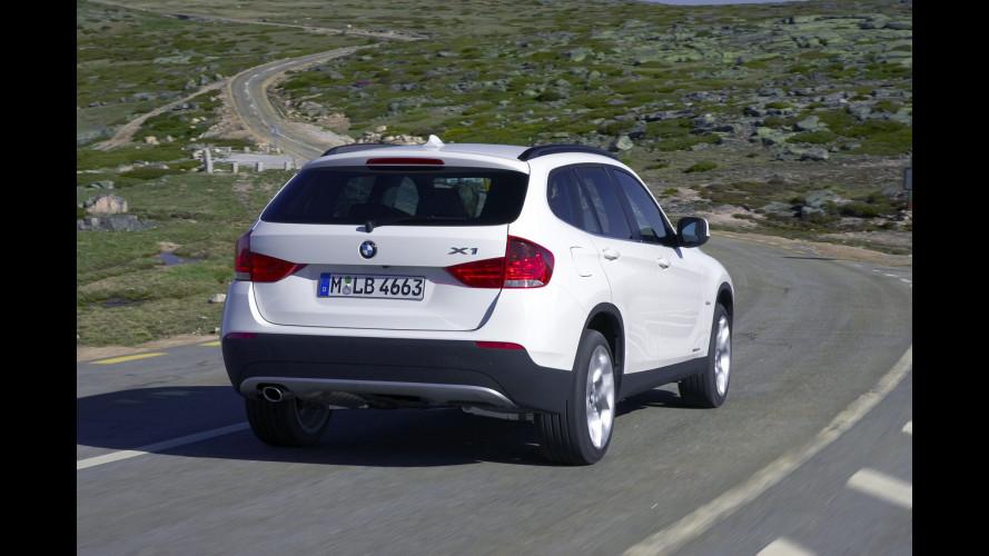 BMW X1 amplia la gamma
