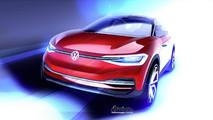 Updated VW I.D. Crozz