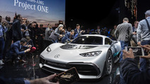 Mercedes-AMG Project One Frankfurt 2017